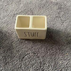 Rae Dunn Stuff Container